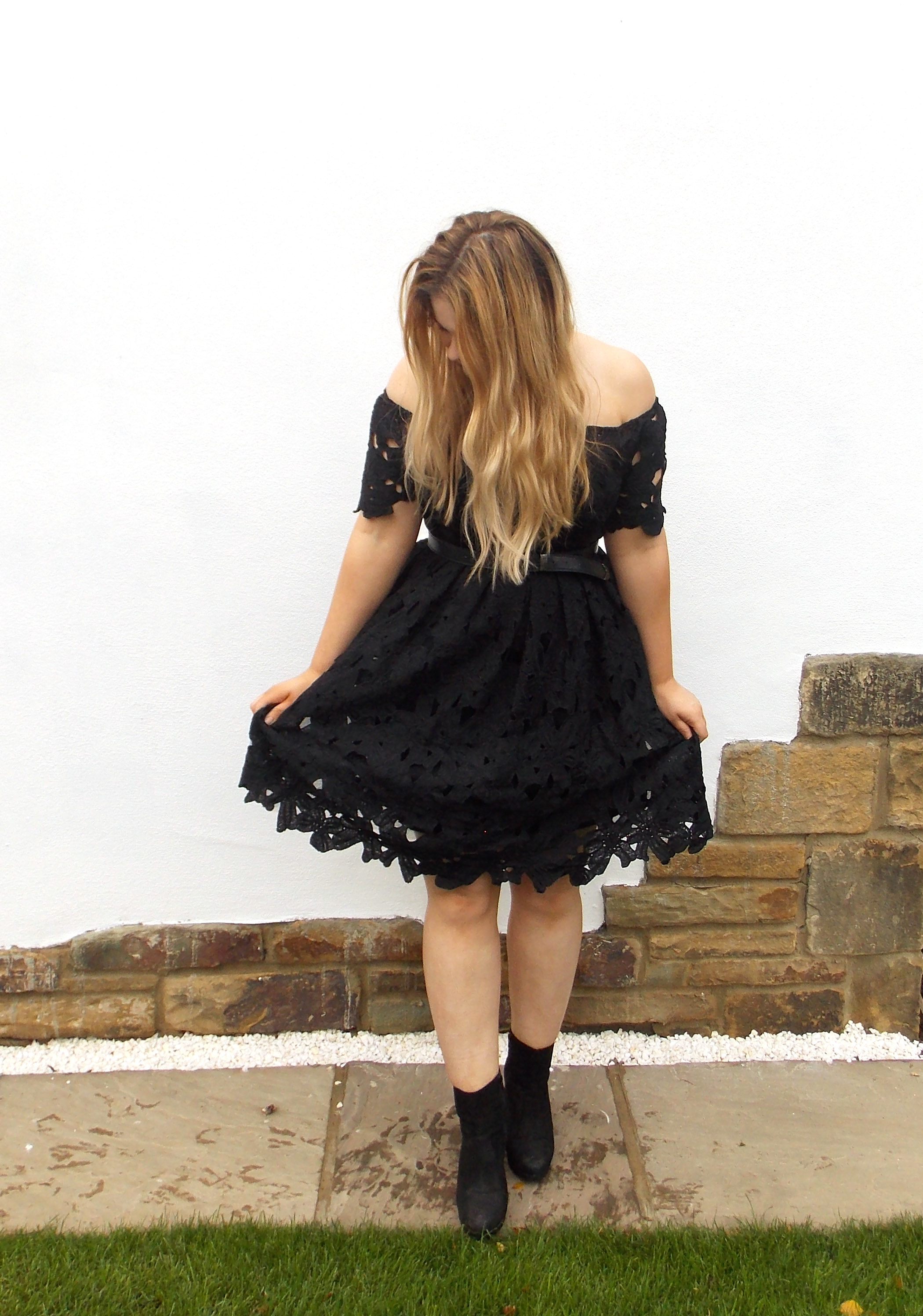 The ULTIMATE Little Black Dress