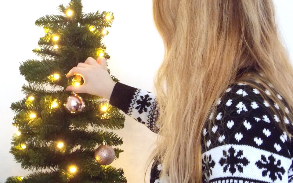 feel festive