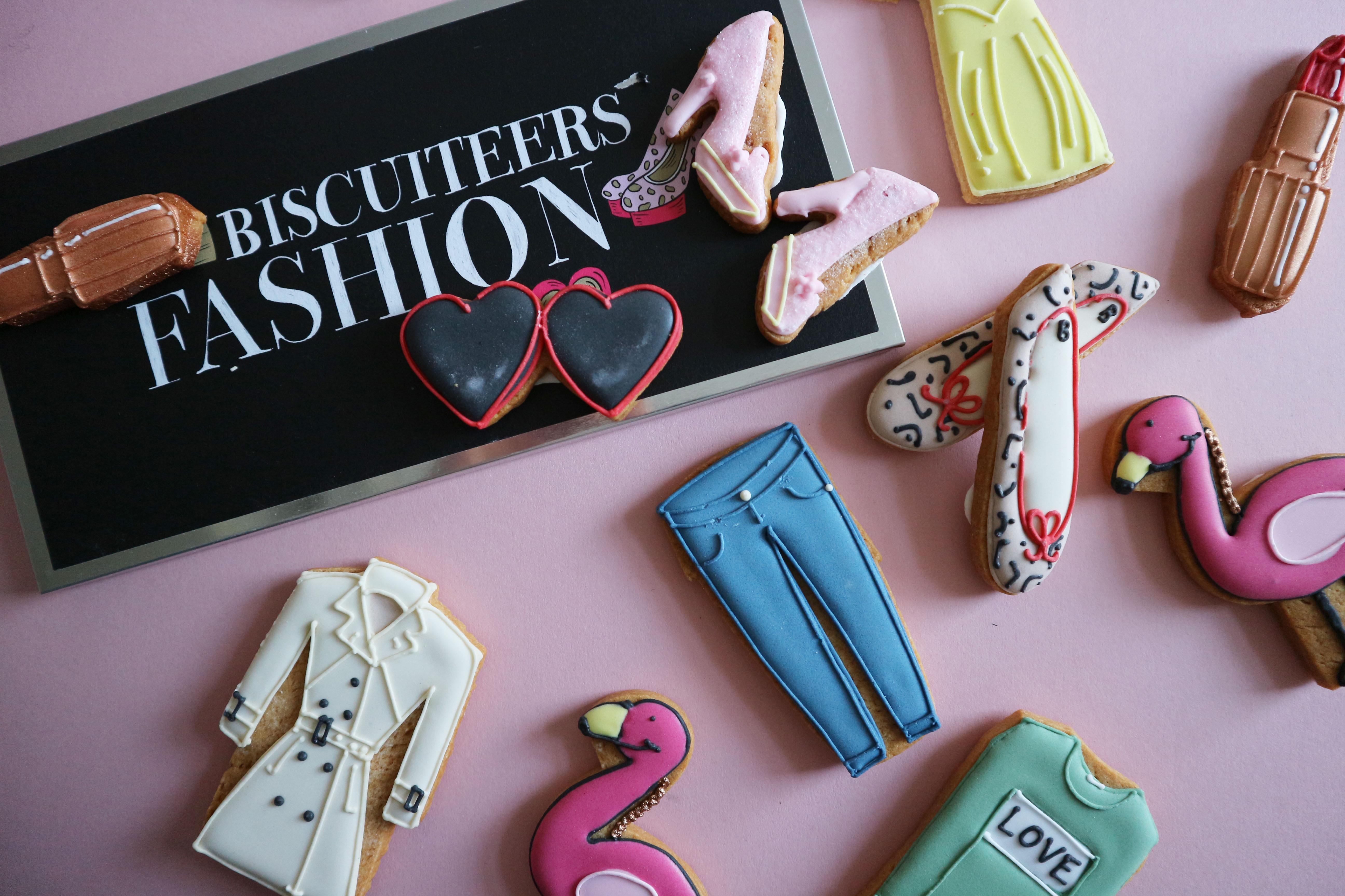 10 years of biscuiteers