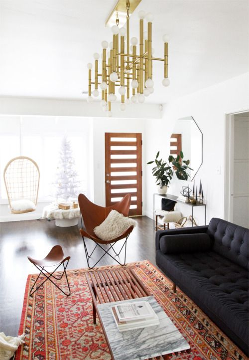metallic to your home