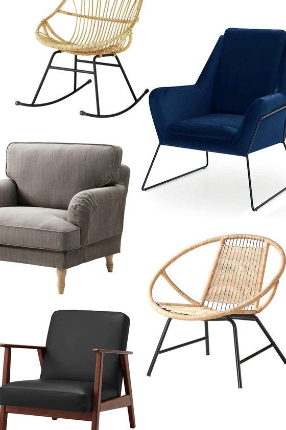 armchairs under £300