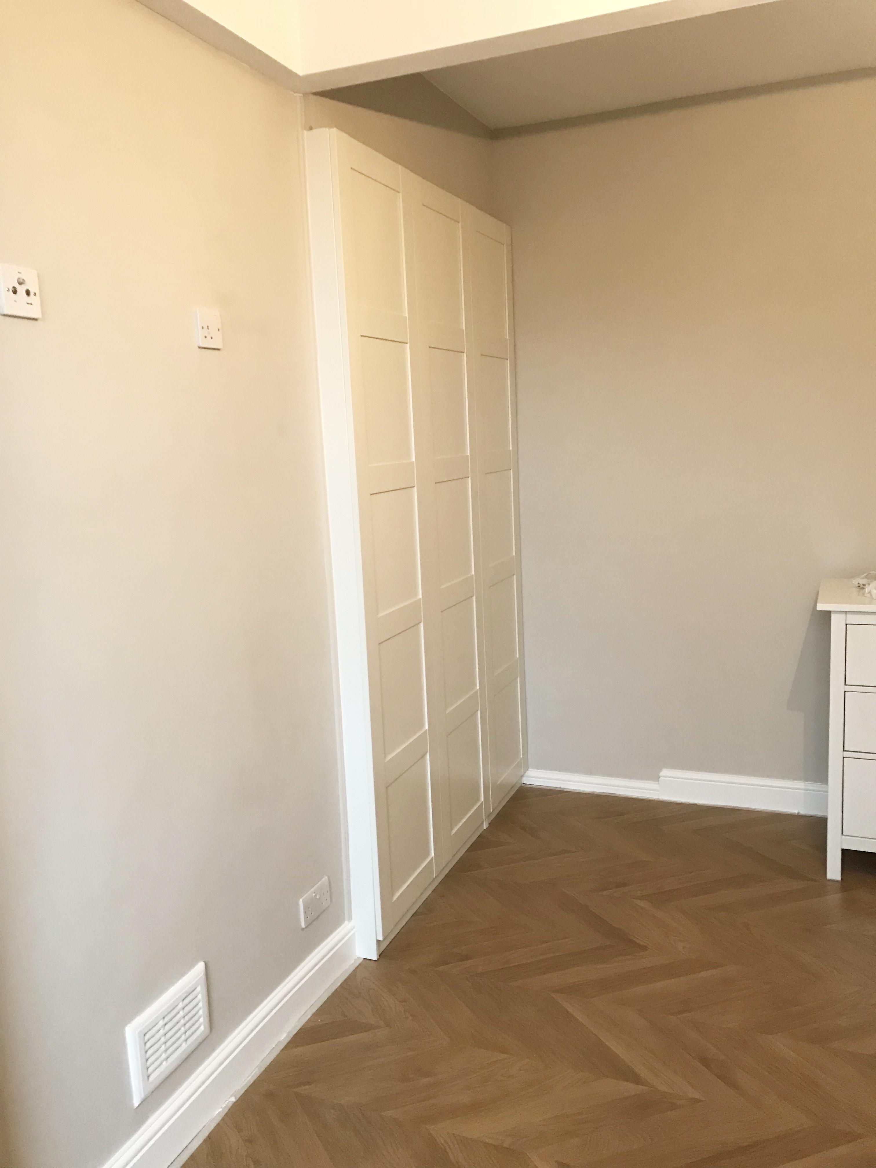 faux parquet flooring
