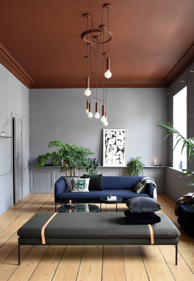 the statement ceiling trend