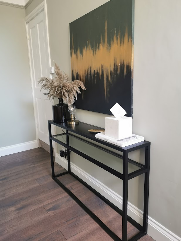 simple console table styling