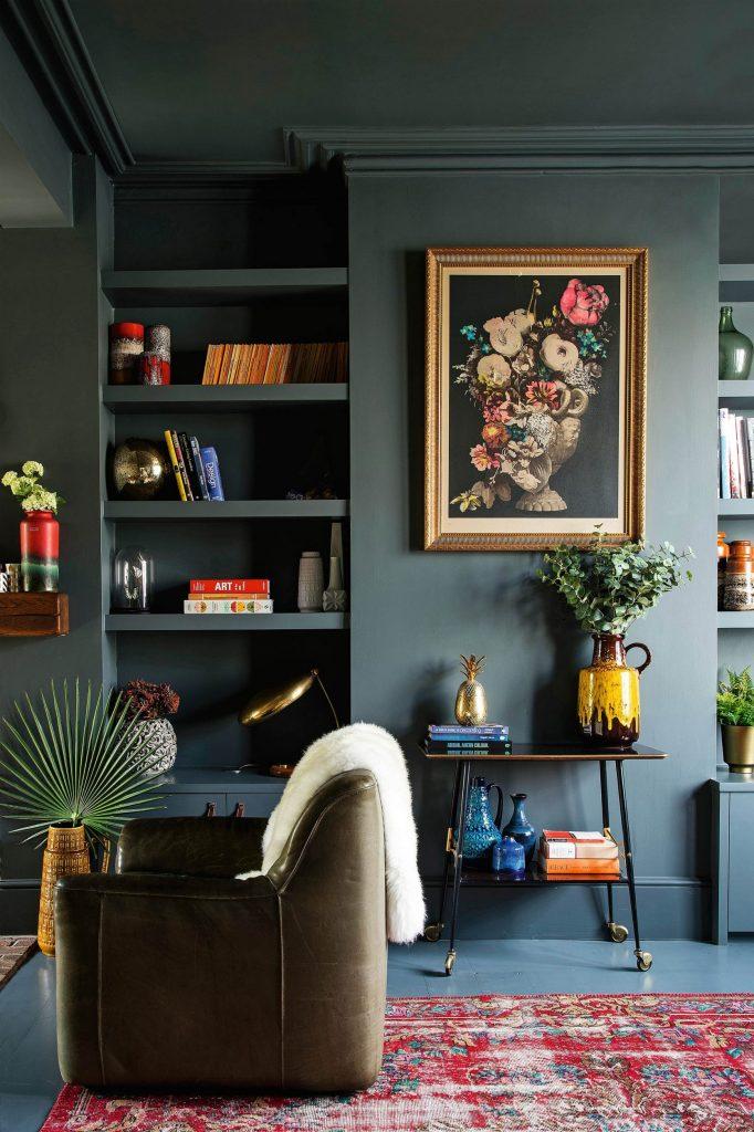 go green - interior trend