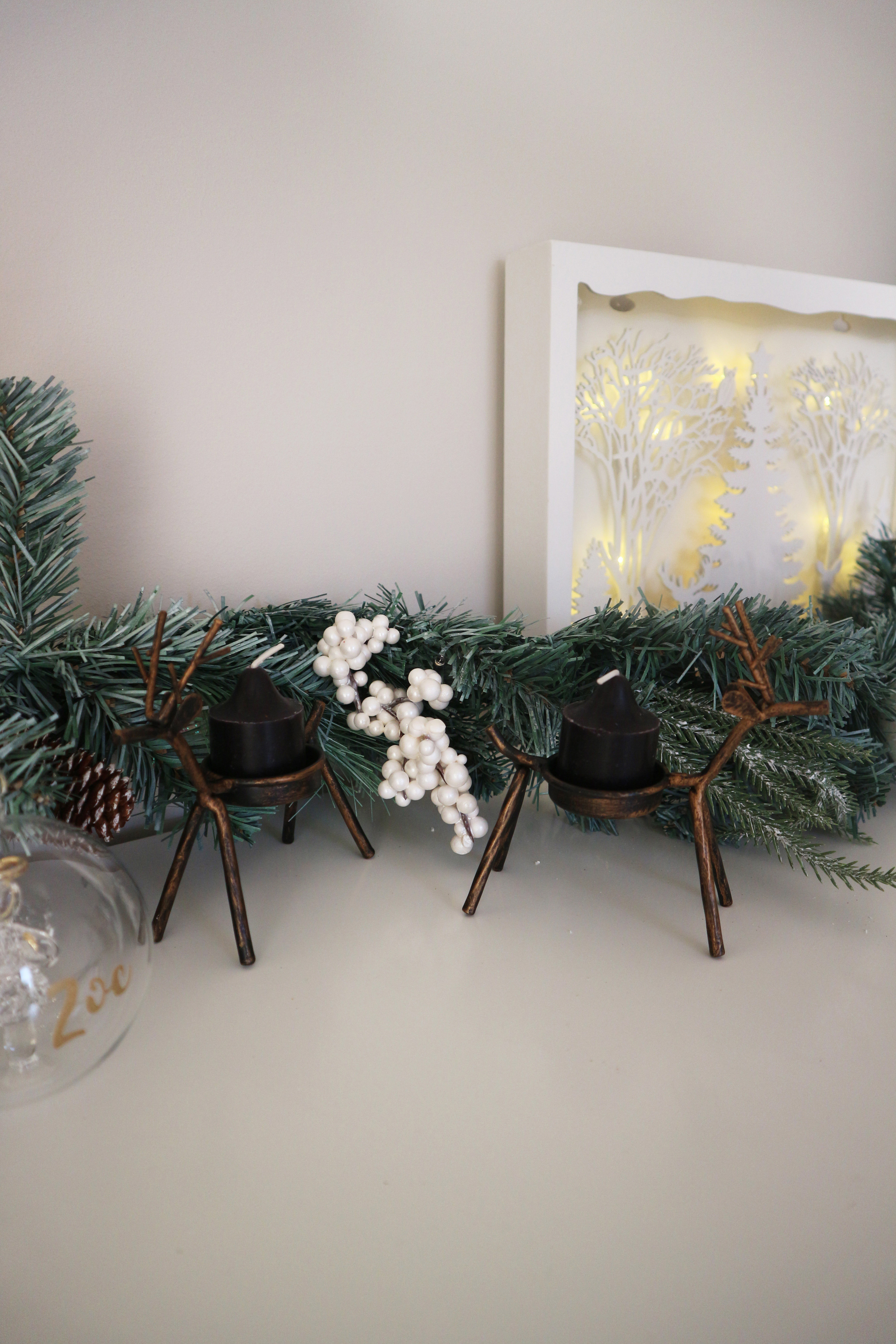 Decorating your bedroom for Christmas