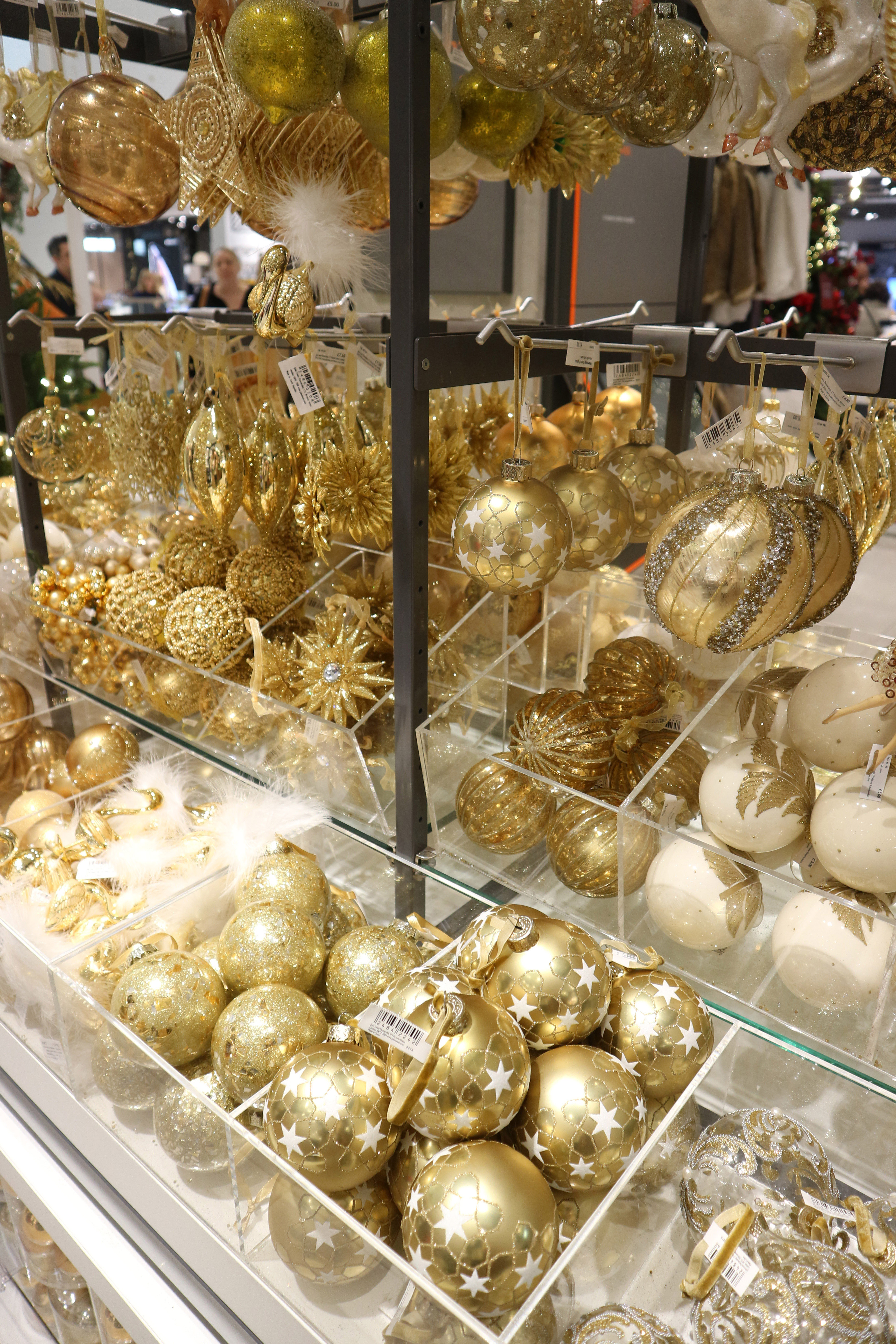 Christmas at John Lewis & Partners - The Gold Collection