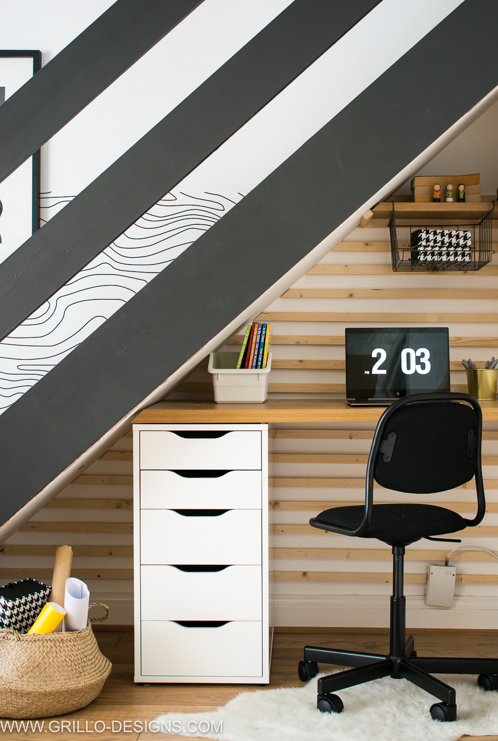 pinterest worthy work spaces