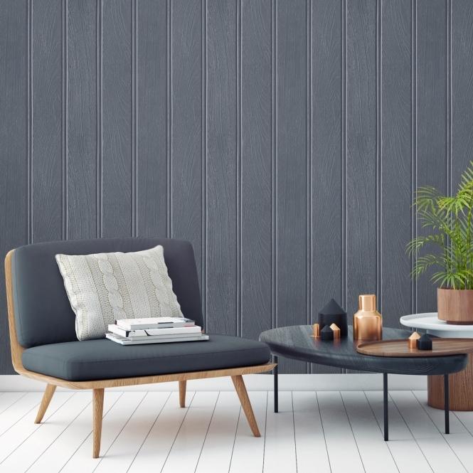 panelling wallpaper