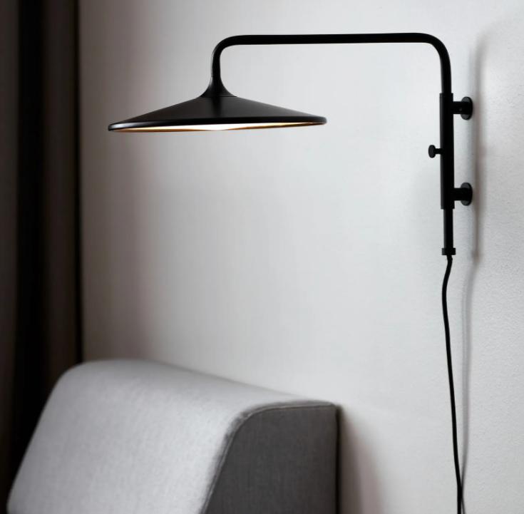 plug in wall light